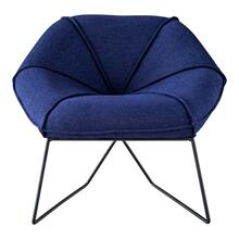 Hexo Chair Blue