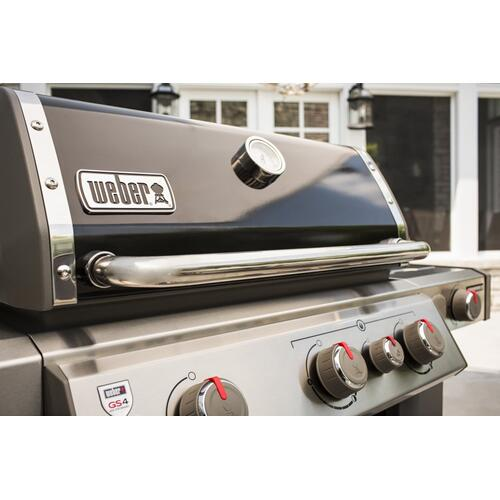 GENESIS II E-330 Gas Grill Black LP