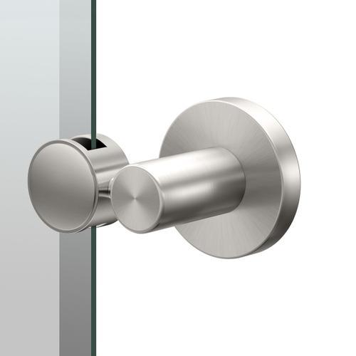 Reveal Rectangle Mirror in Satin Nickel