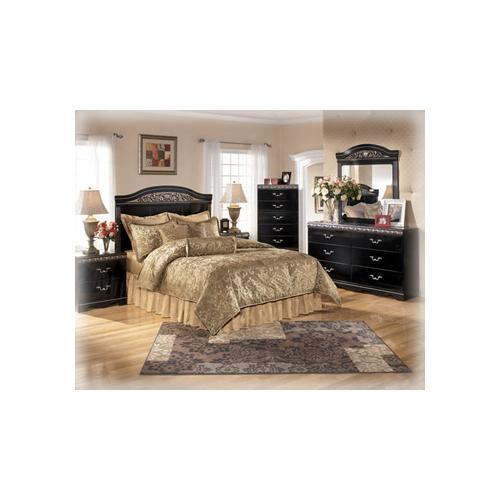 Ashley Furniture - Constellations Bedroom Dresser and Mirror