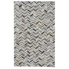 Laramie-Arrowhead Grey Multi - Rectangle - 5' x 8'