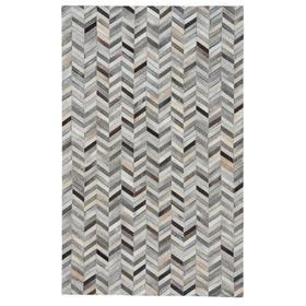 Laramie-Arrowhead Grey Multi - Rectangle - 5' x 8'