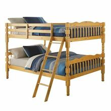 ACME Homestead F/F Bunk Bed - HB/FB - 02290 - Natural