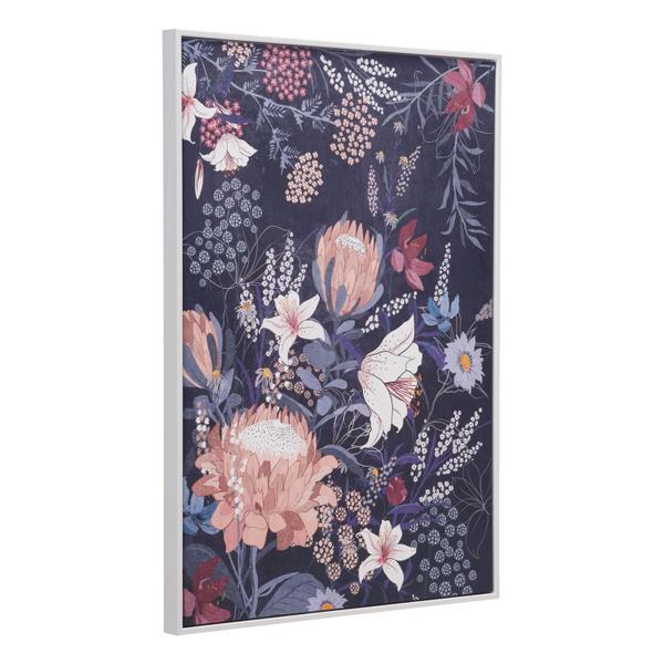 See Details - Garden Colors Canvas Wall Art Multicolor