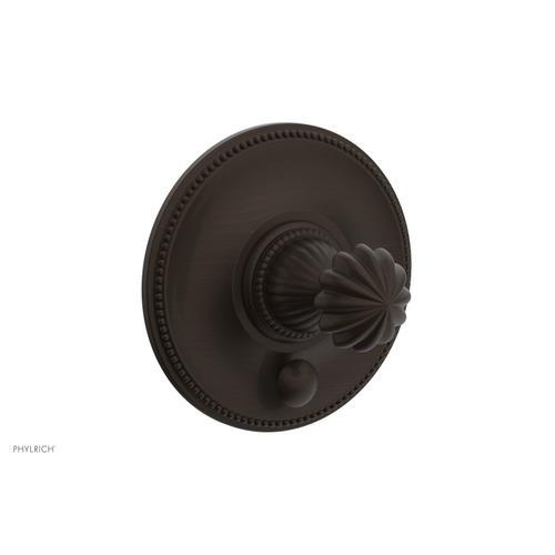 GEORGIAN & BARCELONA Pressure Balance Shower Plate with Diverter and Handle Trim Set PB2361TO - Antique Bronze
