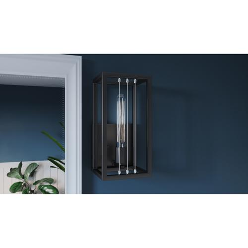 Quoizel - Awendaw Wall Sconce in Matte Black