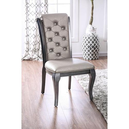 Amina Side Chair (2/Ctn)