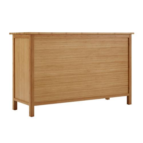 Hosta Six Drawer Dresser, Caramelized