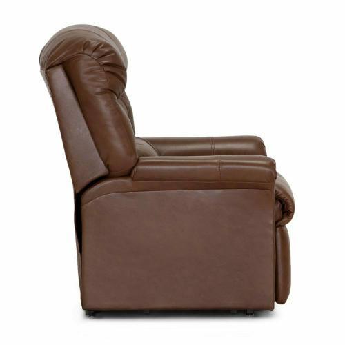 497 Hewett Leather Lift Chair