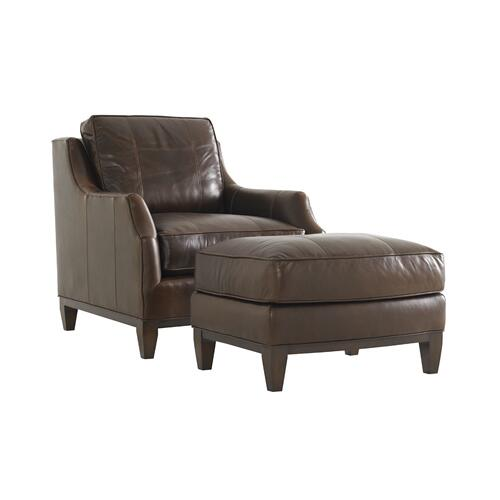 Conrad Leather Chair
