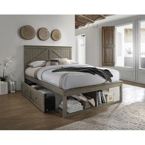 3016 Ashland Youth Full Storage Bed
