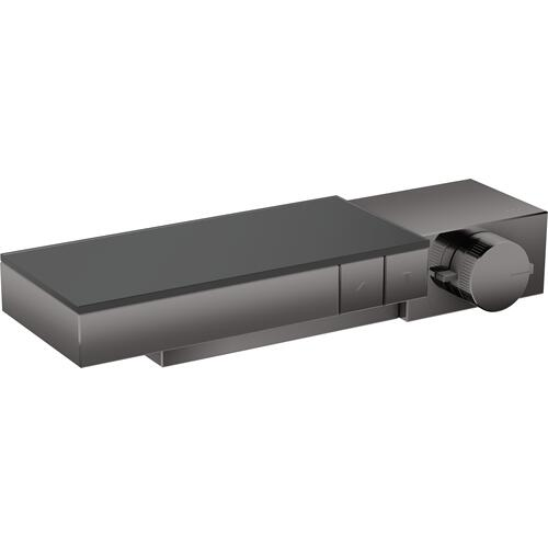 AXOR - Polished Black Chrome Thermostatic Trim for Exposed/Concealed Installation for 2 Functions