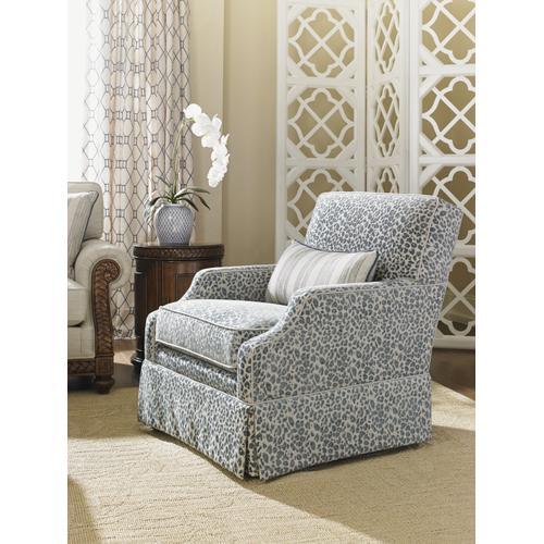 Tommy Bahama - Courtney Swivel Chair