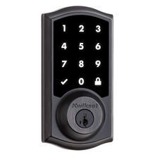 See Details - 919 Premis Traditional Smart Lock - Venetian Bronze