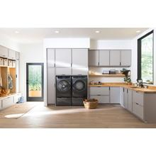 View Product - Front Load Perfect Steam™ Gas Dryer with Predictive Dry™ and Instant Refresh - 8.0 Cu. Ft.