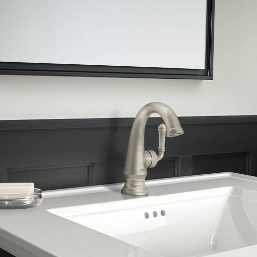 American Standard - Delancey Single-Handle Faucet - Side Handle  American Standard - Brushed Nickel