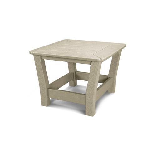 Sand Harbour Slat End Table