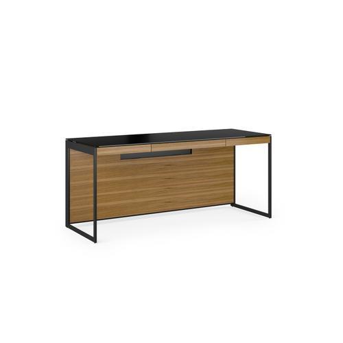BDI Furniture - Sequel 20 6101 Desk in Walnut Black