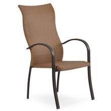 Stackable High Back Dining Chair