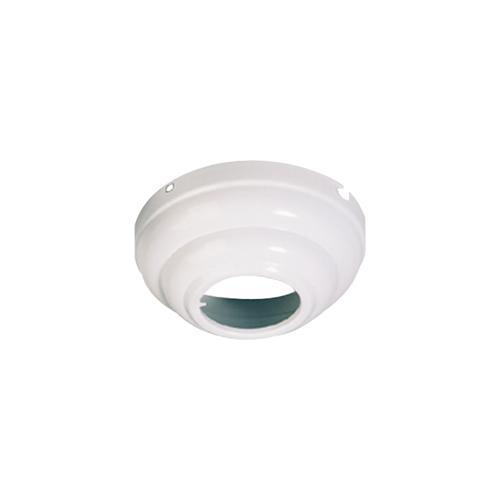 Slope Ceiling Adapter, White
