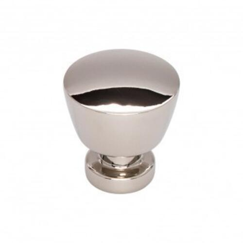 Allendale Knob 1 1/8 Inch - Polished Nickel
