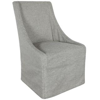 Warwick Upholstered Dining Chair Granite