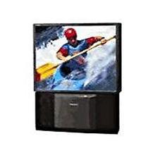 """See Details - 51"""" Diagonal HDTV Compatible Projection Television"""