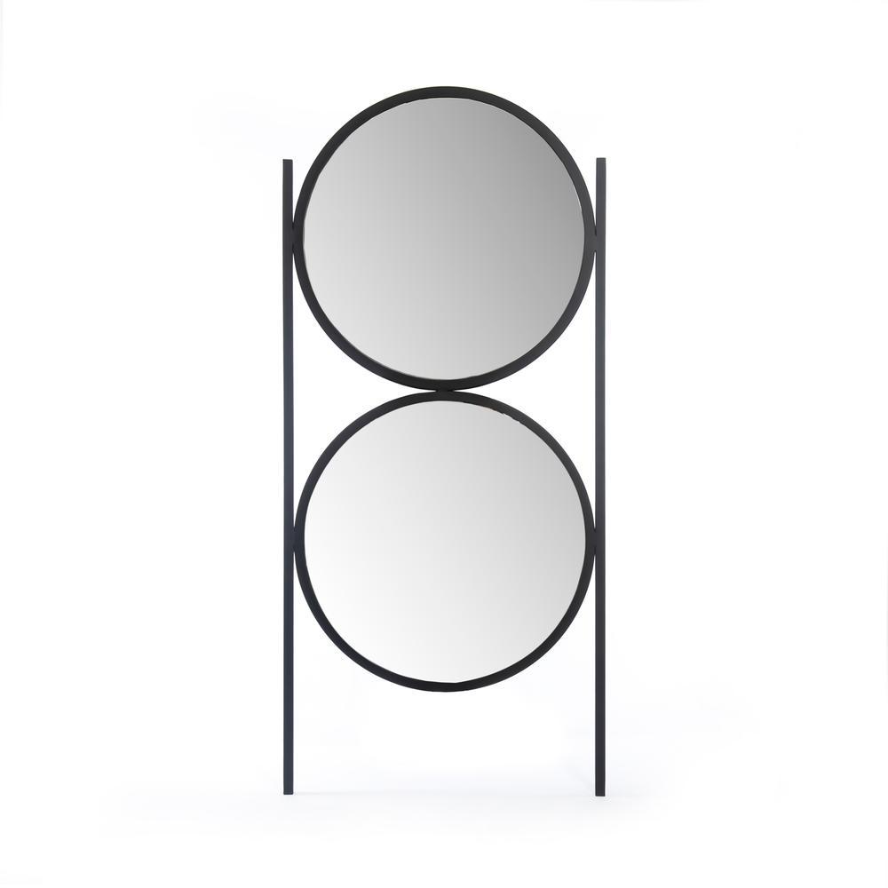 Laney Floor Mirror-gunmetal