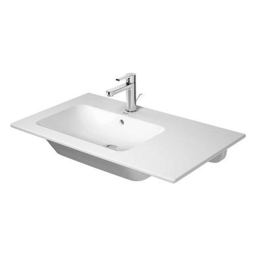 Duravit - Me By Starck Furniture Washbasin Asymmetric 1 Faucet Hole Punched