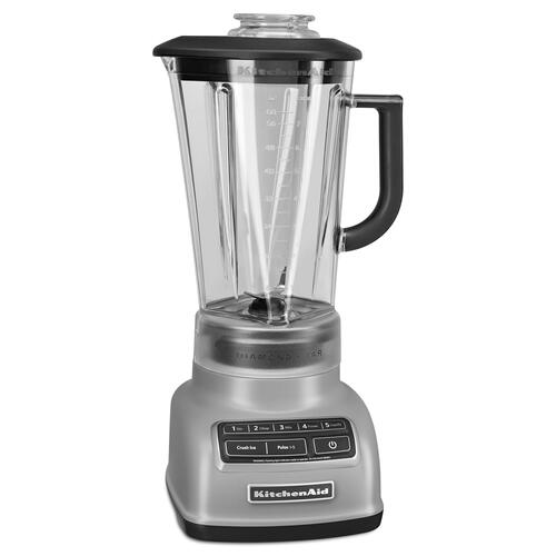 5-Speed Diamond Blender Matte Gray