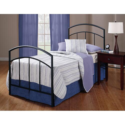 Gallery - Julien Bed Set - Twin - Rails Not Included
