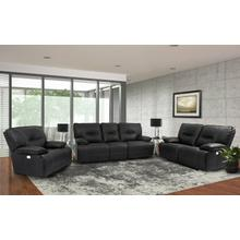 See Details - SPARTACUS - BLACK Power Reclining Collection