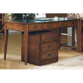 Home Office Danforth Executive Leg Desk