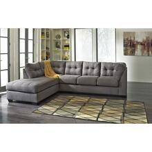 View Product - Maier Charcoal Sectional Left