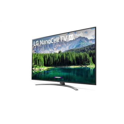 LG NanoCell 86 Series 4K 75 inch Class Smart UHD NanoCell TV w/ AI ThinQ® (74.5'' Diag)