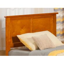 Madison Headboard Twin Caramel Latte