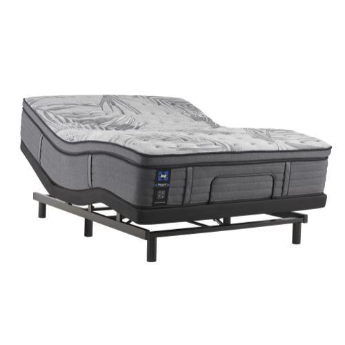 Response - Posturepedic Plus - Determination II - Medium - Pillow Top - Queen