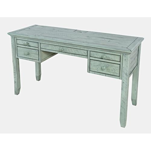 Rustic Shores Power Desk