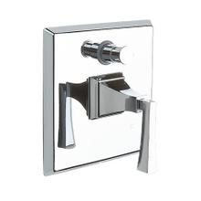 Leyden Pressure-balance Valve with Diverter Trim with Lever Handle - Polished Chrome