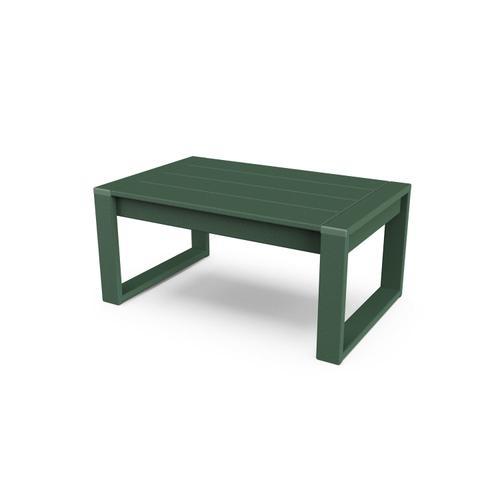 Green EDGE Coffee Table