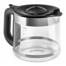 See Details - Glass Carafe with Lid (Fits model KCM1208 and KCM1209) - Other