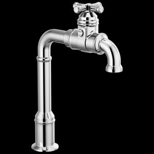 Chrome True Bar Kitchen Faucet Product Image
