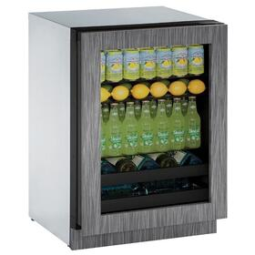 "24"" Beverage Center With Integrated Frame Finish and Field Reversible Door Swing (115 V/60 Hz Volts /60 Hz Hz)"