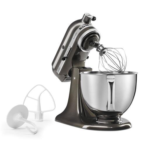 KitchenAid - Artisan® Series 5 Quart Tilt-Head Stand Mixer Truffle Dust