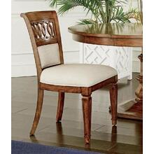 Old Town Upholstered Back Side Chair - Barrister