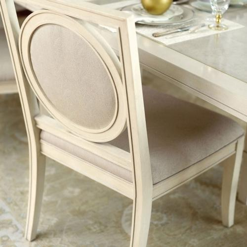Product Image - Salon Side Chair in Alabaster (341)