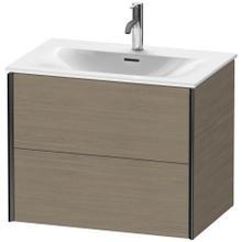 View Product - Vanity Unit Wall-mounted, Oak Terra