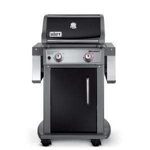 SPIRIT® E-210™ LP GAS GRILL - BLACK Product Image
