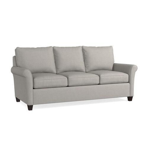 Cooper Sofa, Arm Style Scoop