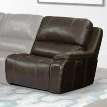 POTTER - WALNUT Power Right Arm Facing Recliner